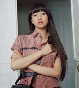cocomi(木村心美)サラサラ髪 ヘアスタイル 2