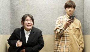 富田望生の『妄想エレベーター』の表情が魅力的すぎまとめ