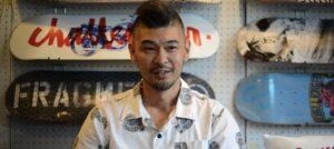 長瀬智也が経営する店で働くデザイナー田口悟さん