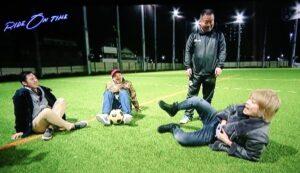 手越が所属するサッカーチームはTGS?練習場所は手越が決める!