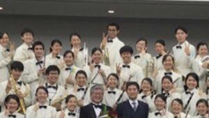 ロイくんは埼玉栄高校の吹奏楽部出身!