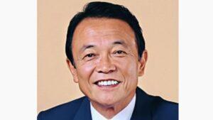 次期総理大臣を予想!支持されている5名は麻生太郎!
