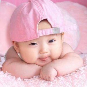 柳原可奈子の子供は女の子でかわいい!赤ちゃんモデル時代の画像