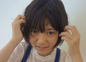 平手友梨奈の子供役の石井心咲のプロフィール画像