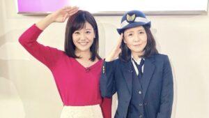 澤口実歩アナと母親がそっくりで可愛い!家族のプロフィールまとめ