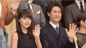 大泉洋と有村架純がブルーリボン賞で司会!