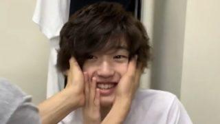 道枝駿佑はかっこいいだけじゃなくて可愛い天然な性格!天使やピュアと言われる幼少期の画像