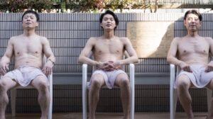 磯村勇斗の腹筋がかっこいいサウナシーン『サ道』