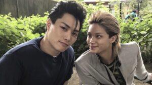 磯村勇斗と鈴木伸之は仲良し友達で交友関係のある芸能人