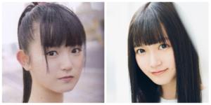中本すず香と姉の中元日芽香がそっくりで可愛い画像