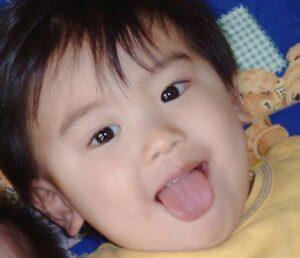 ジュノンボーイ前川佑の幼少期の画像