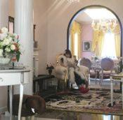 コルファージュリアの家は大豪邸!世田谷の間取りと実家の家具や内装の画像