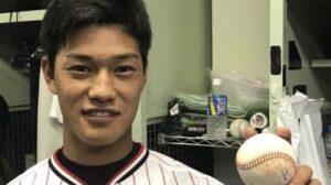 板野友美の旦那・結婚相手は髙橋奎二選手