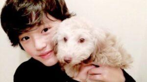 道枝駿佑の愛犬ラデュレちゃんはトイプードルの男の子!