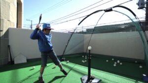 野々村香音の弟・侑隼は東北高校の野球部でピッチャー!