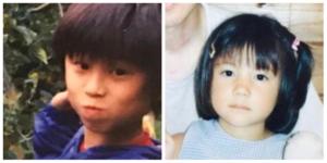 仲里依紗と中尾明慶の子供時代に息子は似ている?