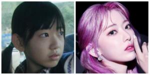 宮脇咲良の整形前と現在の顔画像を比較!