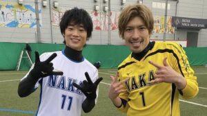 三浦獠太のサッカーの実力は?ユニフォームとプレー姿がかっこいい!