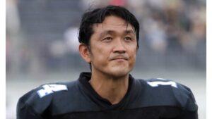 斎藤ちはるの父親はアメフト選手の斎藤伸明!