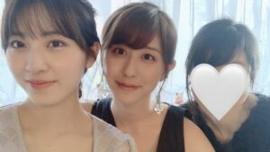 斎藤ちはるの母親が美人で可愛い!
