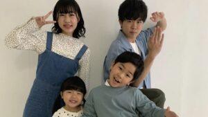 鈴木福の兄弟構成は福・夢・楽・誉の4人!