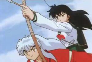 新井恵理那が弓道を始めたきっかけは犬夜叉のかごめの影響だった!