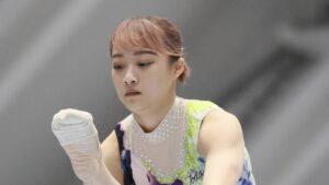 平岩優奈の髪色が可愛い!ピンク色で3位入賞!