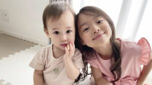 肥田莉里香の妹いろはちゃんが可愛い!