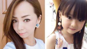 肥田莉里香の母親まりなの美人顔画像!