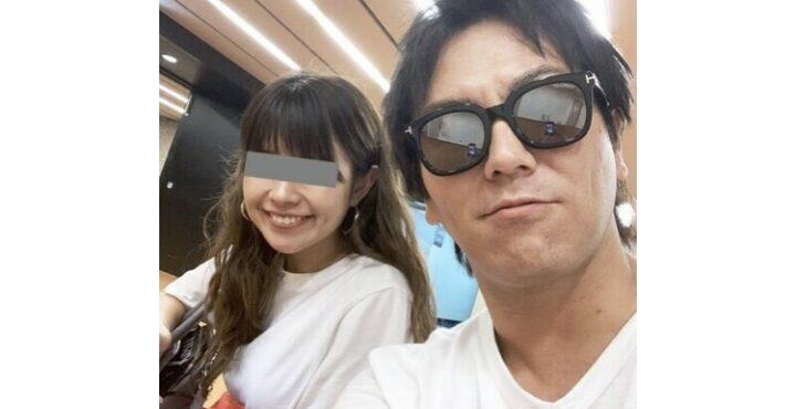 狩野英孝の嫁・再婚相手サキさんの顔画像!