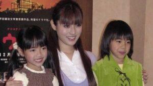 村上茉愛は子役時代に深田恭子と薬師丸ひろ子と共演