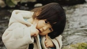 なえなのの目は幼少期・子供時代一重だった!