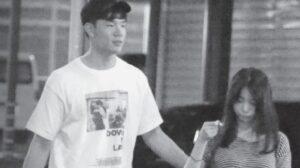 森カンナと馬場雄大のフライデー画像