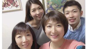 池江璃花子の両親の離婚!家族の画像