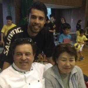土井レミイ杏利の家族・父親と母親の画像