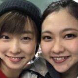 石川梨良の大学時代の顔が変わって可愛くなった画像