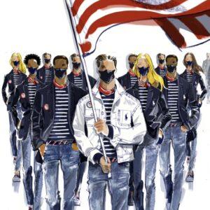 アメリカ代表旗手着用の衣装・ジャケット購入方法!販売サイトや価格・値段を紹介!