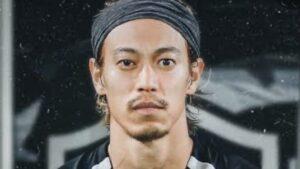 本田圭佑の現在の目の画像を過去と比較