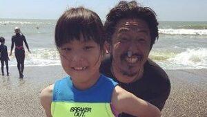 開心那の父親・開洋介の顔画像