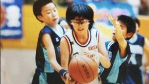 町田瑠衣の経歴・小学校時代はミニバス画像