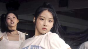 JYPnのメンバーのジウ