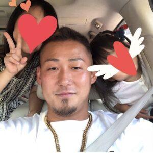 【顔画像】中田翔の子供は4人!息子の名前は力翔!年齢や小学校・幼稚園は私立?親子のエピソード!
