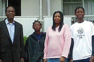 馬瓜エブリンの両親・父親と母親の顔画像
