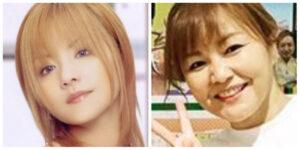 中澤裕子の現在太った顔と若い頃の比較画像