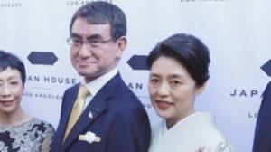 河野太郎の嫁・愛妻の河野香の顔画像