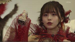 浅倉唯は仮面ライダーリバイスのデッドマンズ・アギレラで女優デビューの経歴