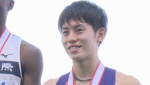 箱根駅伝2022駒沢大学イケメン選手唐澤拓海の顔画像