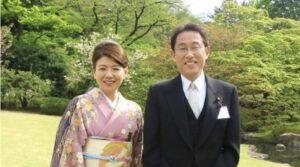 岸田文雄の嫁・裕子夫人の顔画像